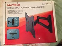 Brand New TV Wall bracket