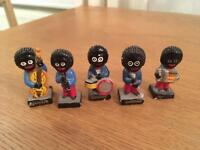 Robersons Gollywogs musicians collectibles