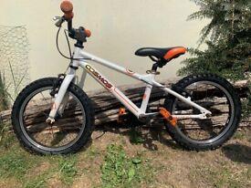 "Child's Carrero Cosmos 16"" bike"