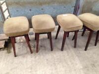 Bar pub stools retro