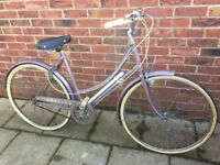 Raleigh Chiltern Lady 1989 Classic British Cycle