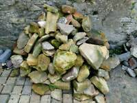 #Free# Natural Hamstone and Blue Lias