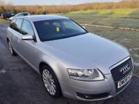 Audi A6 Avant Automatic 2.0 Tdi,Leather seats,Serviced,Mot,2 keys