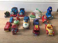 Noddy, Thomas etc toys