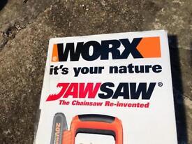 Word Jaw Saw