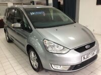 2007 Ford Galaxy Zetec 2.0 TDCI Diesel 7 seater