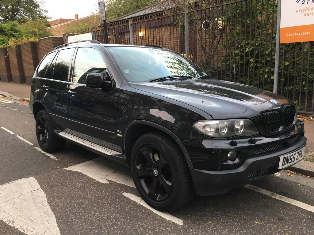 bmw x5 55 reg automatic 2005 in shepherds bush london gumtree. Black Bedroom Furniture Sets. Home Design Ideas