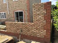 Bricklayer services
