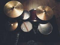 Professional Drum lessons @ Big City Jacks Studio in Bury.