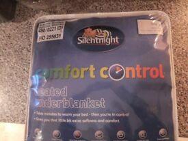 Silentnight Electric Blanket - Single.