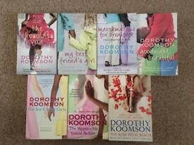Dorothy Koomson book set x 7