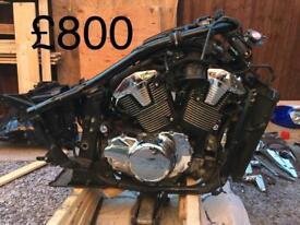 Suzuki intruder M1800R Engine