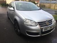 2007 VW Jetta 1.9TDI *full years mot*