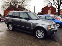 LAND ROVER RANGE ROVER TDV8 2008 FULL SERVICE HISTORY 2 OWNERS FINANCE AVAILABLE £14995