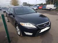 2007 Ford Mondeo 2.0 Petrol AOBA Black Breaking