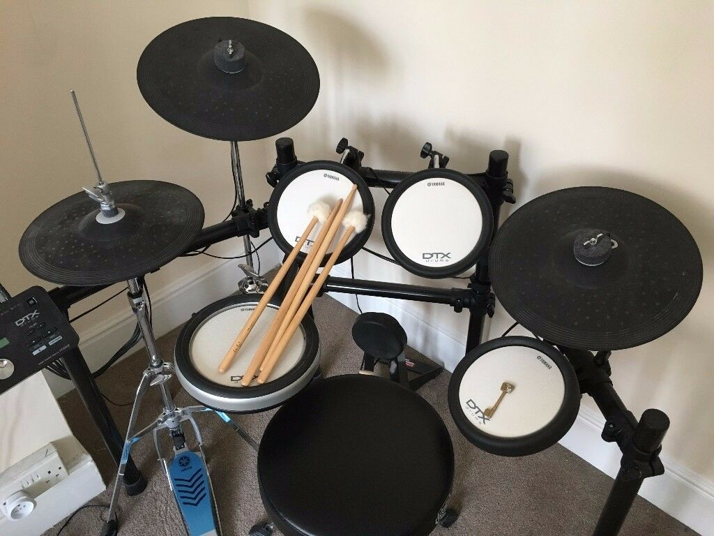 Yamaha DTX562K Electronic Drum Kit - 2nd Hand - Great Condition