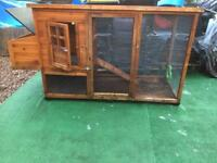 Chicken coop \ rabbit hutch (STILL AVAILABLE)