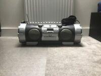 JVC Boombox - RV-NB10B