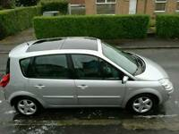Renault scenic 1.6 2007 only 42k