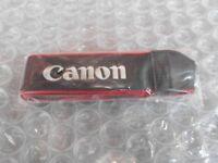 Genuine Canon Red & Black Thick Camera Shoulder Neck Strap