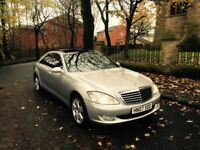 ⭐️2007 MERCEDES S320 CDI LIMO 7G ⭐️ SWAP FOR Q7 ,A5 , X5 E70 , BMW , F10 ⭐️