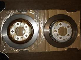 bmw 420d Full Brake Discs Set and Full Calipers Set