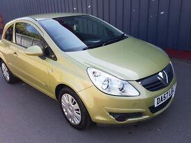 Vauxhall Corsa Club 1.2, £1495 ono