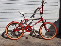 Raleigh styler 1986 bmx (Old School Classic)