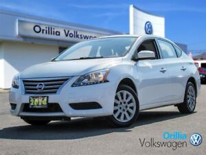 2014 Nissan Sentra SV, Bluetooth, Air Conditioning