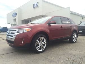 2014 Ford Edge Limited AWD One Owner Roof Nav & Tow