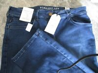 Ladies M&S Jeans. NEW. Sculpt and Lift Size 16 medium. Indigo denim. Cost £35 sell for £25