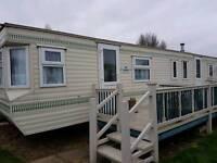 Lovely 8 berth caravan