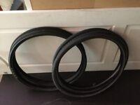 Road bike tyre x 3