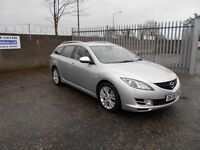 2008 MAZDA6 2.0 TS2 5dr / FINANCE AVAILABLE / HPi CLEAR