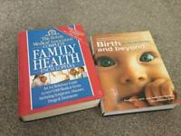 Baby and health books