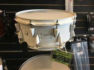 "Snare Orange County 6.5x14"" All Maple Shell usagé/used"