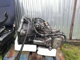 IVECO DAILY SEMI AUTOMATIC GEARBOX 2.3 HPI 1323016009 6AS400V 2011-2014