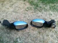 Peugeot 206 mirrors
