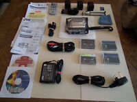 JVC Digital Video Camera: Mint condition: Perfect working order: Plus Bonus Accessories: Rarely used