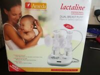 Lactaline Personal Dual Breast Pump Ameda