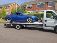 Vehicle Transport and Recovery