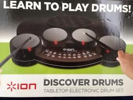 Tabletop drum set