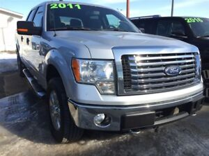 2011 Ford F-150 XLT, ONE OWNER, GREAT CONDITION, INSPECTED