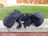 Lowepro Street and Field Deluxe Technical Belt with Pouches