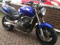 Honda cb600f hornet / 2001 / 1 years mot £950