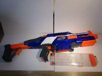 Elite Rapid-Strike Nerf Gun