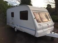 Bailey discovery 460/2 berth 2001 with awning