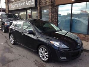 2011 Mazda MAZDA3 SPORT AUTO!LOADED!GT!FULLY CERTIFIED@NO EXTRA