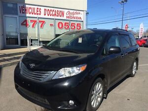 2011 Toyota Sienna Limited 7 Passengers, traction intégrale