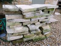 Cotswold stone slab